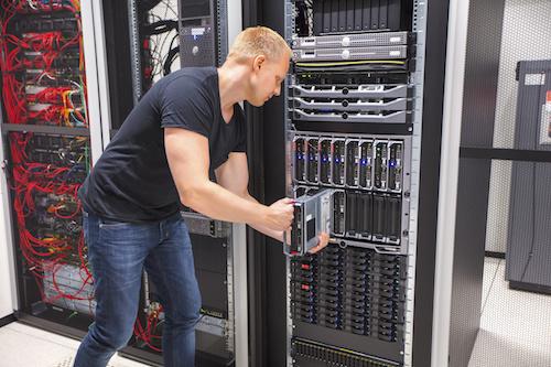 Server Netzwerk Berlin