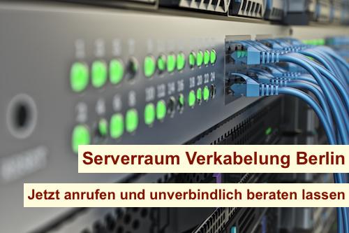 Serverraum Verkabelung Berlin