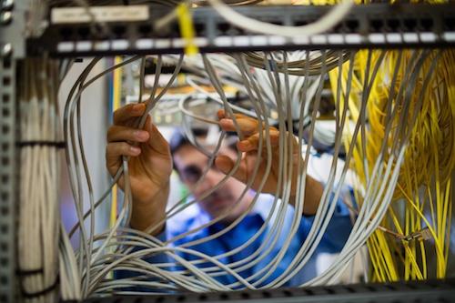Netzwerk verlegen Berlin
