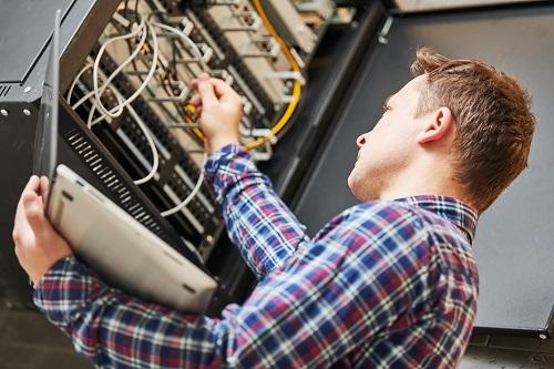 Netzwerktechnik LAN